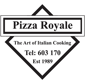 Pizza Royale Logo